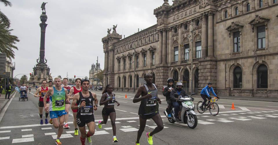 Edreams mitja marat de barcelona federaci catalana d for Oficinas edreams barcelona