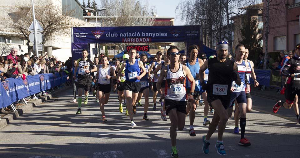 Fotos mitja marato banyoles 87