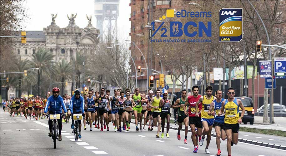 Ruta 11 de febrer federaci catalana d 39 atletisme for Oficinas edreams barcelona